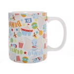 Disney - Dumbo Pattern White Mug - Packshot 1