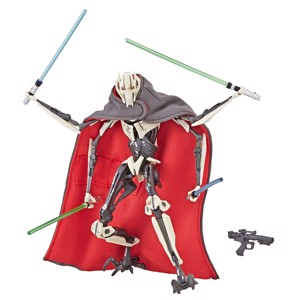 "Star Wars - The Black Series General Grievous 6"" Figure"
