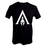 Assassin's Creed: Odyssey Logo Black T-Shirt - XXL - Packshot 1