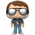 Back to the Future - Marty with Sunglasses Pop! Vinyl Figure - Packshot 1