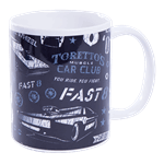 Fast and the Furious - The Fate of the Furious - All Over Design Mug - Packshot 2