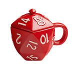 Critical Hit D20 Mug - Packshot 1