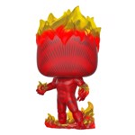 Marvel - Fantastic Four - Human Torch First Appearance 80th Anniversary Pop! Vinyl Figure - Packshot 1