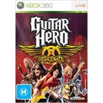 Guitar Hero Aerosmith Game Disc - Packshot 1