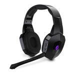 Stealth Nighthawk Wireless Black Headset - Packshot 1