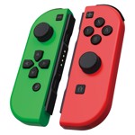 Powerwave Switch Joypad Pair Green & Red - Packshot 2
