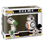 Star Wars - Episode IX - BB-8 & D-O Pop! Vinyl Figure 2-Pack - Packshot 2