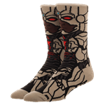 DC Comics - Justice League - Cyborg Character Crew Socks - Packshot 1