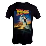 Universal - Back To The Future Poster T-Shirt - XS - Packshot 1