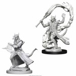 Dungeons & Dragons - Nolzur's Marvelous Miniatures - Tiefling Male Sorcerer - Packshot 1