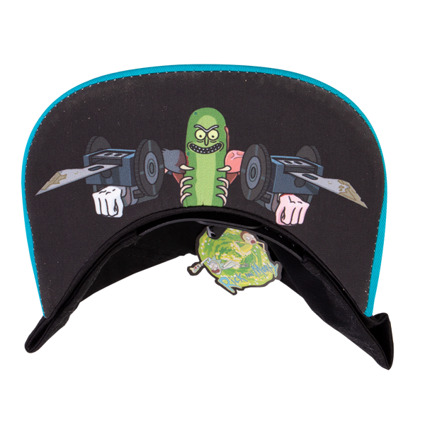 Rick & Morty - Solenya the Pickle Man Cap - Packshot 3
