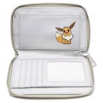 Pokemon - Eevee Silver Holographic Zip-Around Wallet - Packshot 2
