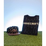 Minecraft - Weapons All Over Snapback Cap - Packshot 2