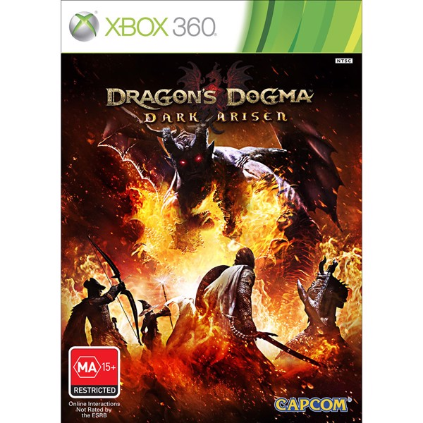 Dragon's Dogma: Dark Arisen - Packshot 1