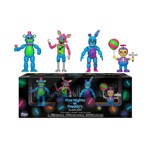 Five Nights At Freddy's - Black Light 4-pack Figure - Packshot 1