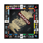 Game of Thrones Edition Monopoly Board Game - Packshot 3