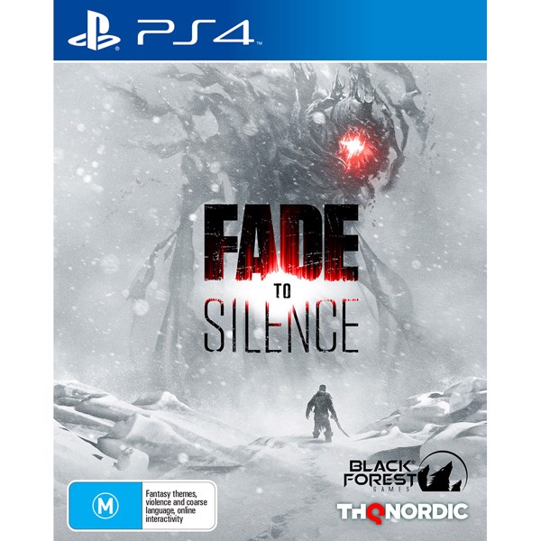 Fade to Silence - Packshot 1