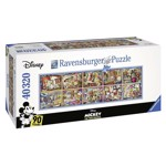 Disney - Mickey Mouse - Mickey Through the Years 40,320 Piece Ravensburger Jigsaw Puzzle - Packshot 1