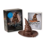Harry Potter - Talking Sorting Hat and Sticker Book - Packshot 1