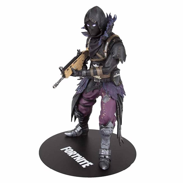 "Fortnite - Raven Premium 11"" Figure - Packshot 4"