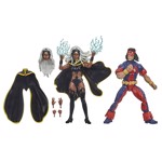Marvel - X-Men - Marvel Legends Storm and Thunderbird 2 Pack Action Figures - Packshot 1