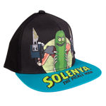 Rick & Morty - Solenya the Pickle Man Cap - Packshot 1