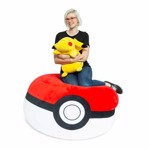 Pokemon - Poke Ball Bean Bag Chair - Packshot 5