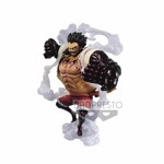 One Piece - Monkey D. Luffy Gear 4 King of Artist Boundman Statue - Packshot 1