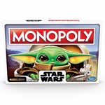 Star Wars - The Mandalorian - The Child Monopoly Board Game - Packshot 1