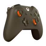 Xbox One S Wireless Controller Green & Orange - Packshot 3