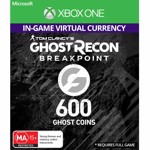 Tom Clancy's Ghost Recon: Breakpoint - 600 Ghost Coins - Packshot 1