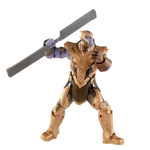 Marvel - Avengers: Endgame - Legends Series Hercules Action Figure - Packshot 5