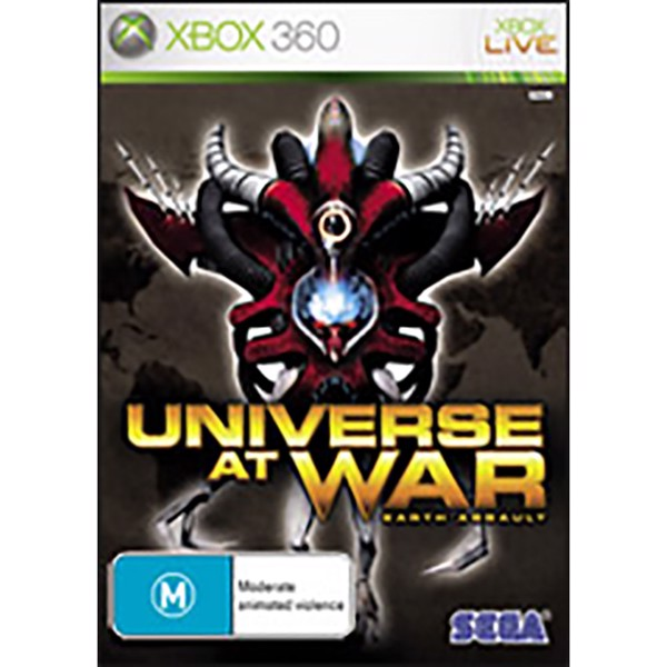 Universe at War: Earth Assault - Packshot 1