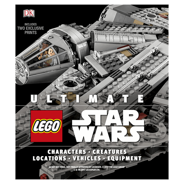 Star Wars - Ultimate LEGO Star Wars Book - Packshot 1