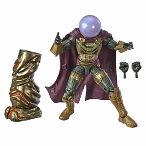 Marvel - Spider-Man: Far From Home Legends Series Mysterio Action Figure
