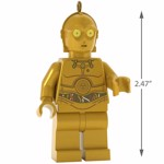 LEGO - Star Wars - C3P0 Keepsake Hanging Decoration - Packshot 2