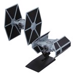 Star Wars - Tie Advanced &Tie Fighter Set 1/144 Model Kit - Packshot 1
