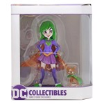 "DC Comics - DC Artist Alley - Supergirl Joker Team Variant 6.9"" PVC Collector Statue - Packshot 1"