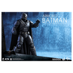 DC Comics - Batman vs Superman - Armored Batman 1/6 Scale Hot Toys Figure - Packshot 5