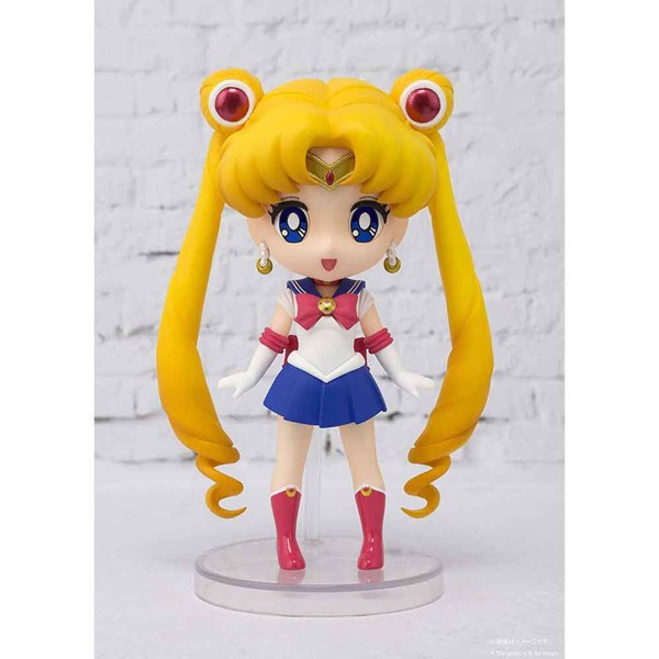Sailor Moon - Sailor Moon Figuarts Mini Figure - Packshot 2