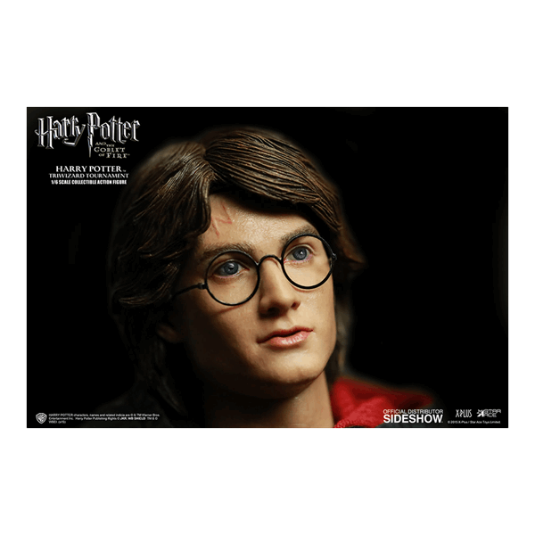Harry Potter - Harry Potter (Triwizard Tournament Version) 1/6 Scale Collectable Action Figure - Packshot 3