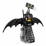 The LEGO Movie 2 - LEGO Battle-Ready Batman™ and MetalBeard Construction Set - Packshot 4