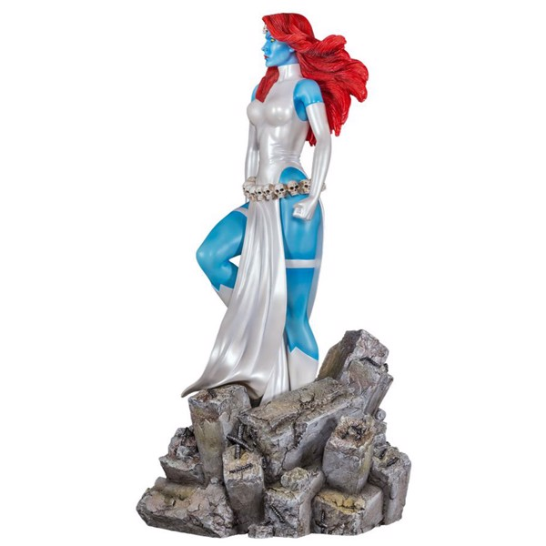 Marvel - X-Men - Mystique 1/6 Scale statue - Packshot 6