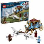 Harry Potter - LEGO Beauxbatons' Carriage: Arrival at Hogwarts Construction Set - Packshot 1