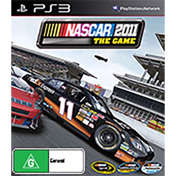 Nascar the Game 2011 - Packshot 1