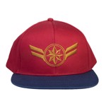 Marvel - Avengers: Endgame - Captain Marvel Symbol Cap - Packshot 1
