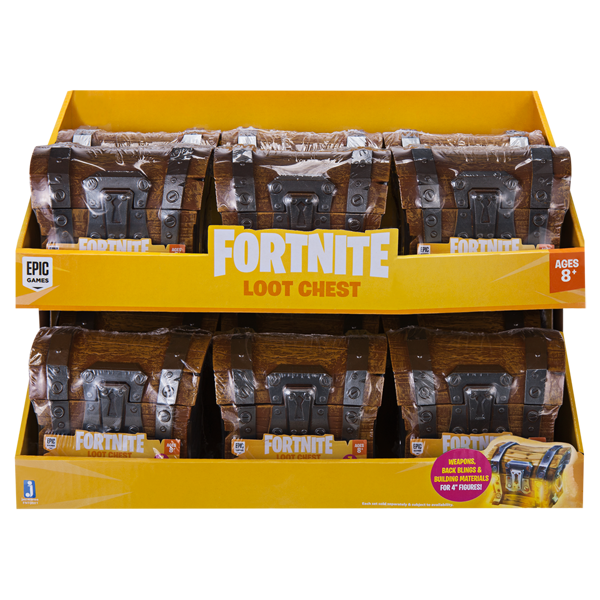 Fortnite - Loot Chest Collectible Accessory Blind Box - Packshot 5