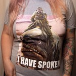 Star Wars - The Mandalorian I Have Spoken T-Shirt - Packshot 3