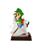 "Luigi's Mansion 3 - Luigi 9"" PVC Collector's Edition Statue - Packshot 3"