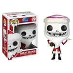 Nightmare Before Christmas - Santa Jack Skellington Pop! Vinyl Figure - Packshot 1